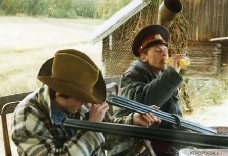 Особенности национальной охоты кадры