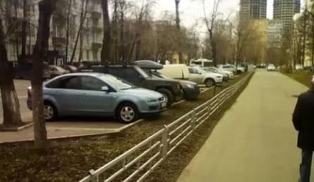 Парковка №2 кадры