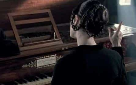 Пианино в 12:55 на канале