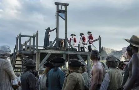 Пираты Карибского моря: мертвецы не рассказывают сказки кадры
