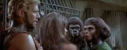 Под планетой обезьян кадры
