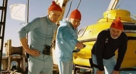 Подводный мир со Стивом Зиссу кадры