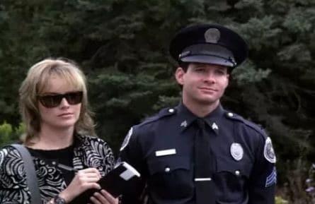 Полицейская академия 4: Граждане в дозоре кадры