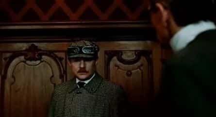 Приключения Шерлока Холмса и доктора Ватсона: Двадцатый век начинается в 11:45 на ТВ Центр