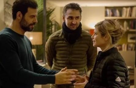 программа Кинокомедия: Развод по французски