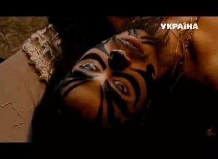 Реальная мистика 80 серия Женщина с татуировкой в 11:30 на канале