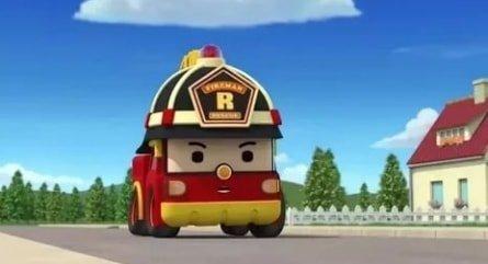 Рой и пожарная безопасность кадры