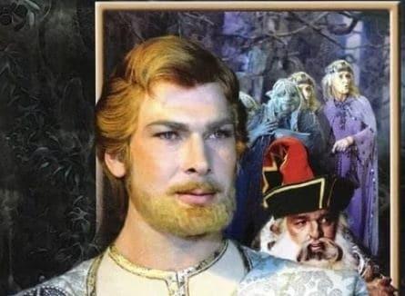 Руслан и Людмила кадры
