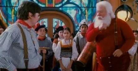Санта-клаус-3. Хозяин полюса кадры