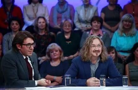 Сегодня вечером с Андреем Малаховым - шоу, телепередача, кадры, ведущие, видео, новости - Yaom.ru кадр