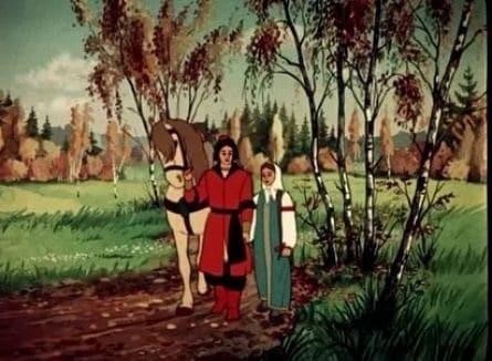 Сестрица Аленушка и братец Иванушка кадры