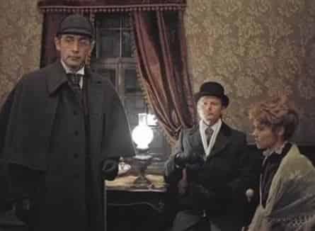 Шерлок Холмс и Доктор Ватсон: Знакомство кадры
