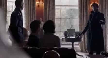 Шерлок Холмс: Шесть Тэтчер кадры