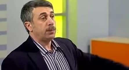 Школа доктора Комаровского кадры
