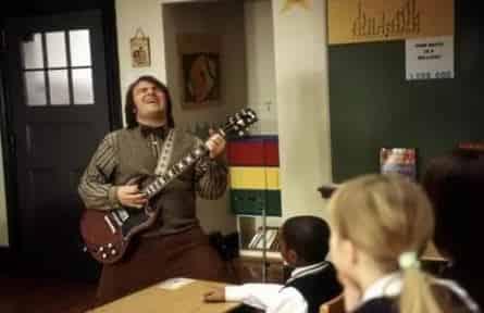 Школа рока Группа без имени в 16:20 на канале