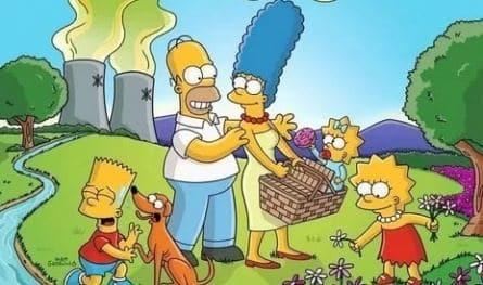 Симпсоны кадры