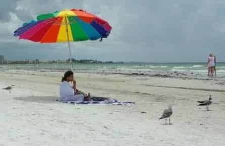 программа ТВ3: Слепая 670 серия Пляжный зонтик