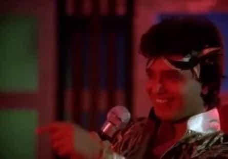 Танцор диско кадры