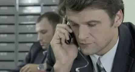 Телохранитель 3 Фильм 3 й Жизнь за сто миллионов, 4 серия в 12:10 на канале
