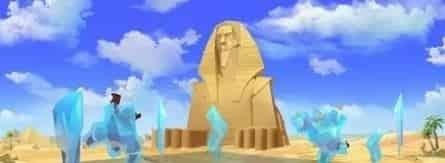 Три богатыря и принцесса Египта кадры