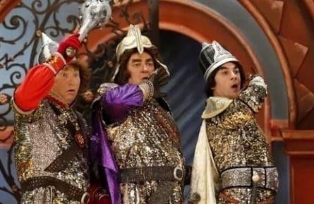Три богатыря кадры