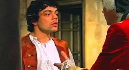 Труффальдино из Бергамо 1 серия в 00:10 на канале
