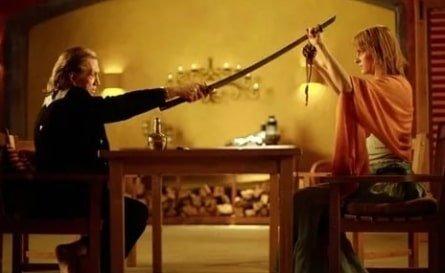 Убить Билла 2 фильм (2004), кадры, актеры, видео, трейлеры, отзывы и когда посмотреть | Yaom.ru кадр