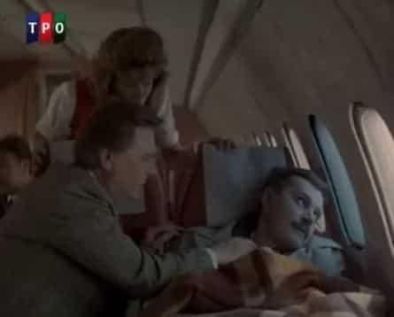 Уснувший пассажир кадры