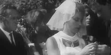В день свадьбы кадры