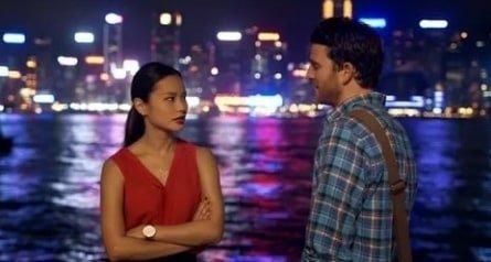 В Гонконге уже завтра в 16:15 на канале