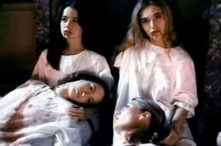 программа Кинокомедия: Вампирши