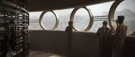 Хан Соло. Звездные войны: Истории кадры
