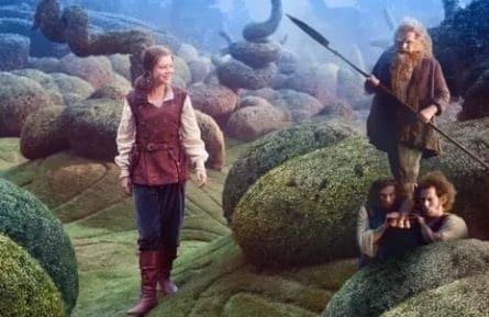 Хроники Нарнии: Покоритель Зари фильм (2010), кадры, актеры, видео, трейлеры, отзывы и когда посмотреть | Yaom.ru кадр