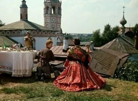 Женитьба Бальзаминова кадры