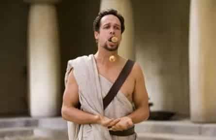 программа Пятница: Знакомство со спартанцами