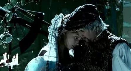 Золушка (2002) кадры