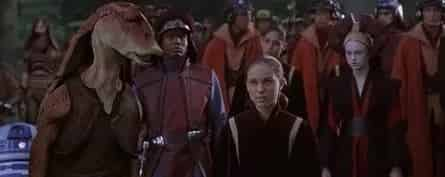 Звездные войны: Эпизод I - Скрытая угроза фильм (1999), кадры, актеры, видео, трейлеры, отзывы и когда посмотреть | Yaom.ru кадр