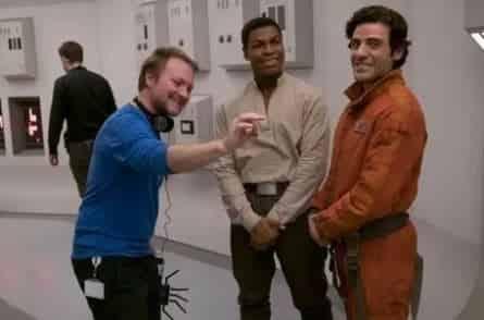 Звездные Войны: Последние джедаи кадры