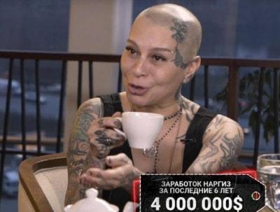 1,5 млн долларов только на каверах: Наргиз озвучила свои заработки у Фадеева