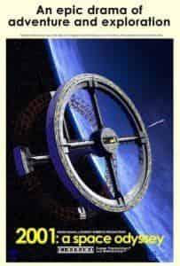 кадр из фильма 2001: Космическая одиссея