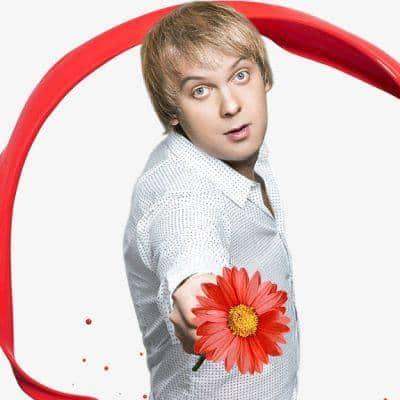 Сергей Светлаков женился в тюремной робе