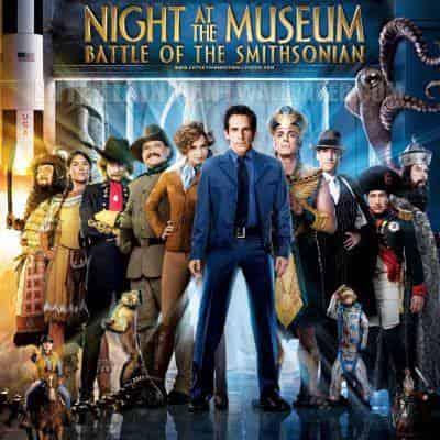 Третью часть «Ночи в музее» переименовали