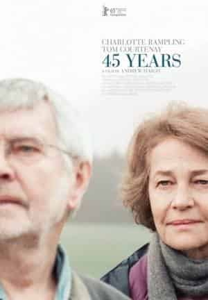Джей Кортни и фильм 45 лет