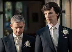Стало ясно, когда на экранах снова появится «Шерлок»