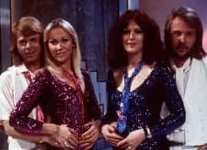 Здравствуй, группа ABBA