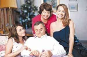 Семья Фриске всех обманывала на протяжении полутора лет
