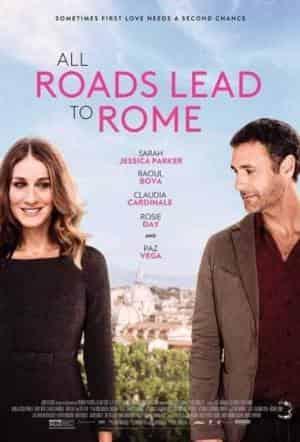 кадр из фильма Римские свидания