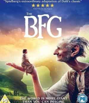 кадр из фильма Большой и добрый великан