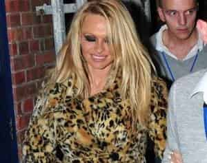 Памела Андерсон теперь не носит шубы из натурального меха