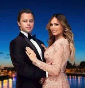 Виталий Гогунский и свадебное путешествие
